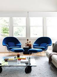 knoll u0027womb u0027 chairs and ottomans fontanaarte http www
