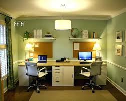 Home fice Decorating Ideas A Bud Smll Spce T Brucll Home