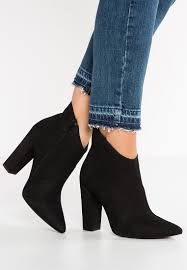 womens boots dillards steve madden high heeled ankle boots black shoes