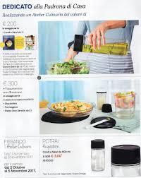 atelier cuisine tupperware nuove offerte ottobre tupperware randazzo