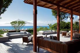 Outdoor Bedrooms by Amanyara Artist Villa 5 Bedroom Ocean Luxury Retreats