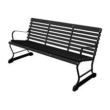 lifetime wood alternative patio glider bench 60055 the home depot