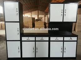 steel kitchen cabinets view in gallery gun metal steel kitchen