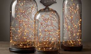 white string lights 100 led warm white copper string lights 1 or 2 strands groupon