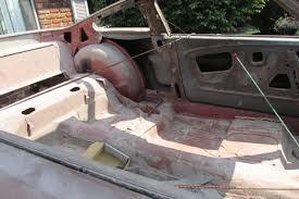 1965 mustang sheet metal 1965 mustang fastback nos sheet metal rolling ford project car
