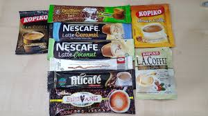 Kopi Tongkat Ali Ginseng Coffee 9 sle mix brand instant coffee white coffee oldtown nescafe