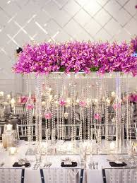 wedding centerpieces extravagant wedding centerpieces for a lavish reception table