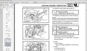 snowmobile u2013 best service manual download