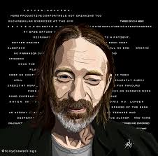Thom Yorke Meme - i drew thom yorke to celebrate ok computers 20th anniversary radiohead
