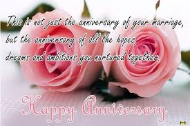Anniversary Quotes Anniversary Quotes For Anniversary Wishes For Parents Quotes Messages Images For