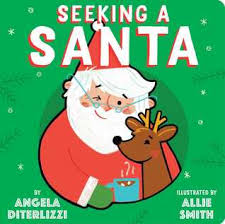 Seeking Who Plays Santa Seeking A Santa By Angela Diterlizzi