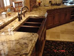 Granite Countertops With Cherry Cabinets What Color Granite Goes With Medium Cherry Cabinets