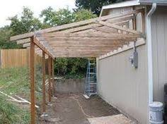 How To Build An Awning Frame Timber Awning Google Search For The Home Pinterest Window