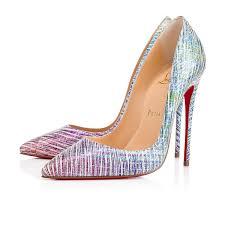 so kate suede unicorn 120 multicolor suede women shoes