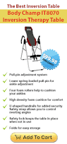 How Long To Use Inversion Table Ultimate Guide To Inversion Therapy Tables Goal Weight