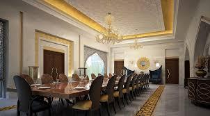 Moroccan Interior Formal Moroccan Dining Room Interior Design Ideas