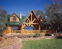 Log Home Styles Norway Knight Log Home Floor Plan By Hiawatha Log Home