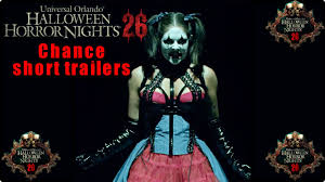 halloween horror nights wallpaper hhn 26 chance short trailers youtube