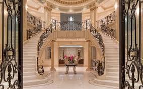 French Chateau Interior Luxury Living French Château U2013style Architecture Christie U0027s