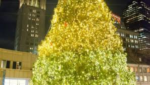boston christmas tree lighting 2017 faneuil hall marketplace and cbs boston spark holiday cheer with