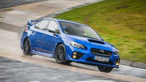 subaru sports car wrx why the subaru wrx sti is perfect for lapping the u0027ring in the rain