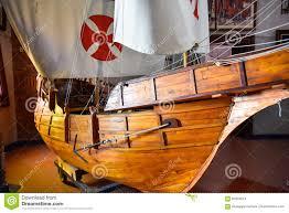 santo domingo dominican republic columbus ships reproduction