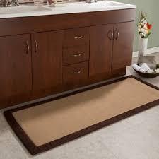 texture u0026 embroidery bath rugs u0026 mats you u0027ll love wayfair
