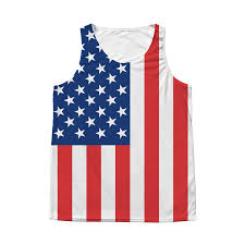 Us Flag 1860 4th Of July Tank Tops Usa Swagg