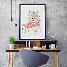 tony the tiger u2013 carmen hui art u0026 illustration