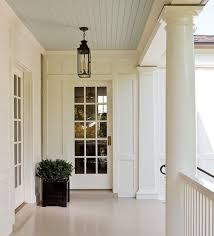 calm collected porches glass doors and porch
