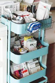 raskog cart ideas 21 ways to use your raskog cart to organize your scrapbook