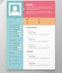 creative resume templates for free download design resume templates 20 beautiful free for designers vasgroup co