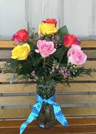 multicolored roses rainbow roses in altamonte springs fl the flower studio