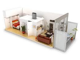 Contemporary Studio Apartment Design And Studio Apartment - Studio apartments design