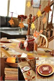gorgeous thanksgiving decorations for a family dinner spaceships