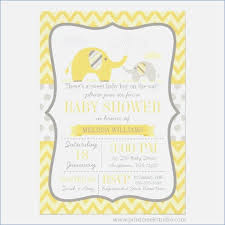 mod baby shower gray and yellow elephant baby shower invitations cairnstravel info