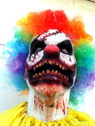 scary clown halloween costumes clown mask killer clown zombie clown prosthetic mask special