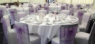 wedding table covers rentals