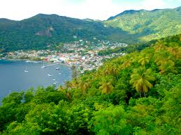 quick travel guide for st lucia a caribbean island with flavour