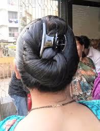 hairstyles for oily black hair round hair bun for indian oiled hair hair growths pinterest