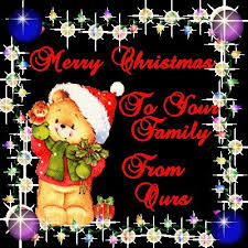 from our family to yours family quote happy wish healthy