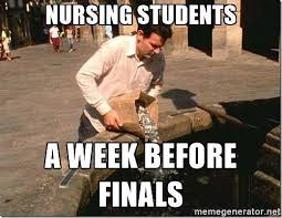 Nclex Meme - getting ready for the nclex studying ncsbn learning