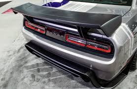 Dodge Challenger Grey - the mopars of sema rod network