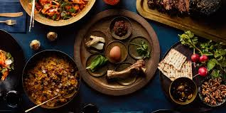 what did the passover meal consist of happy passover why does the passover seder plate contains these foods