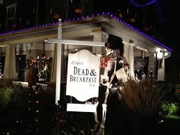 daybreak halloween house