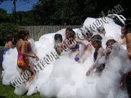 party rentals az foam machine rental foam party rent a foam machine az