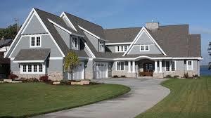 modern cape cod style house house style