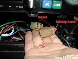 mike u0027s mr2 hardwiring rj 11 radar detector valentine 1 escort
