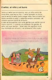 mis libros historias de la historia libros de primaria de los 80 s el señor el niño y el burro mi