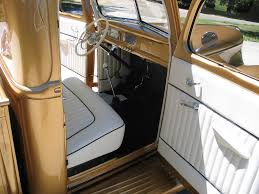 Classic Ford Truck 1940 - 1940 ford pickup of george poteet by fastlane rod shop interior